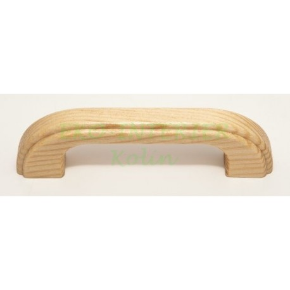 Nábytková úchytka dřevo 02