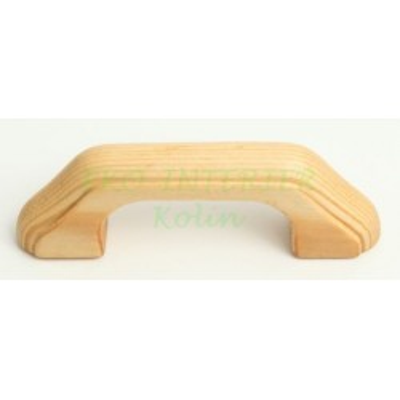 Nábytková úchytka dřevo 05