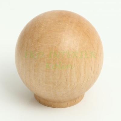 Nábytková úchytka dřevo 54