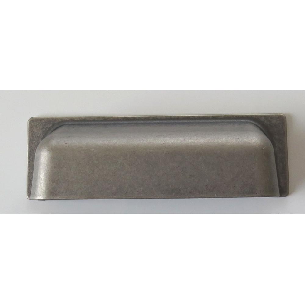 Nábytková úchytka kovová R11064 starozlatá