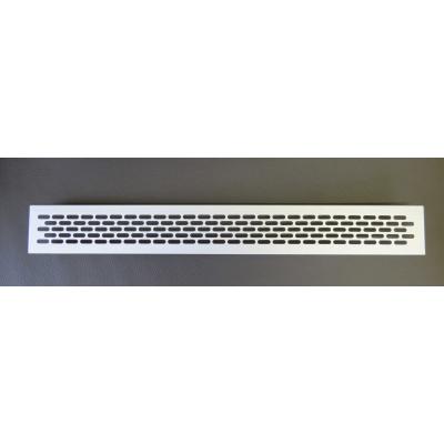Mřížka hliníková 60x480 mm oválný výsek