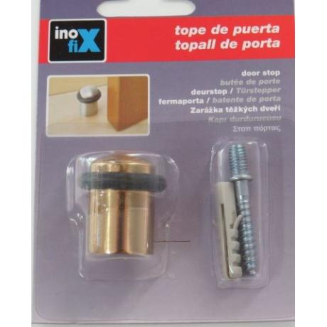 Dveřní zarážka do podlahy zlatá - 3160-6