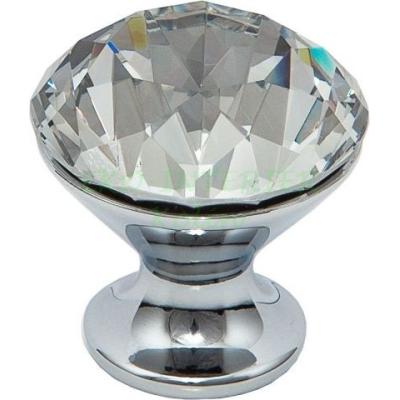 Nábytková knopka Crystal 03 / křišťál