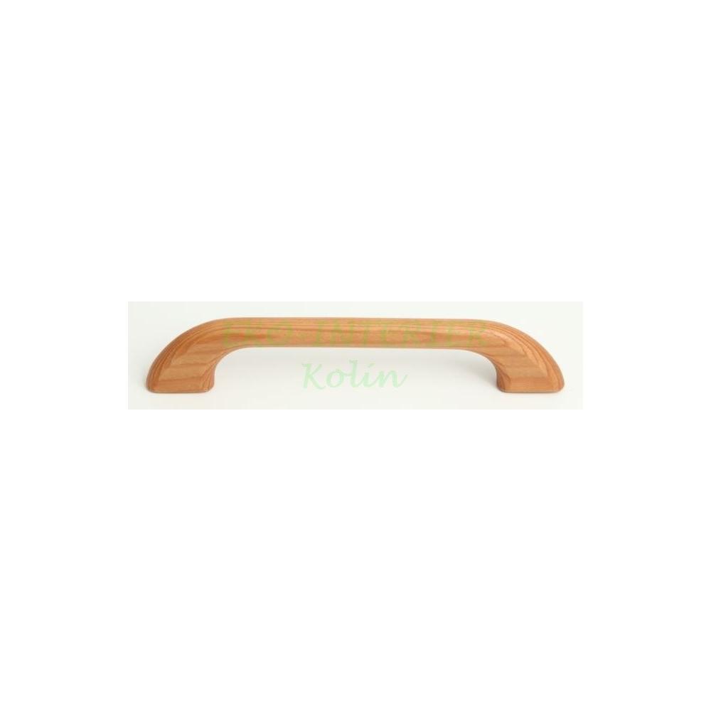 Nábytková úchytka dřevo 22