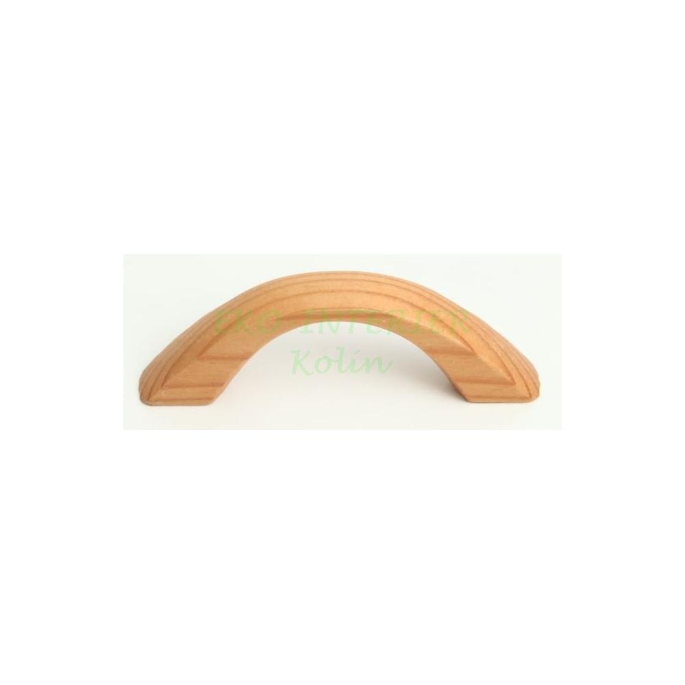 Nábytková úchytka dřevo 36