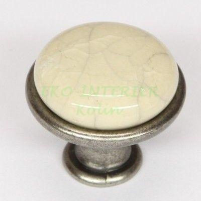 Nábytková úchytka keramická 1901-4