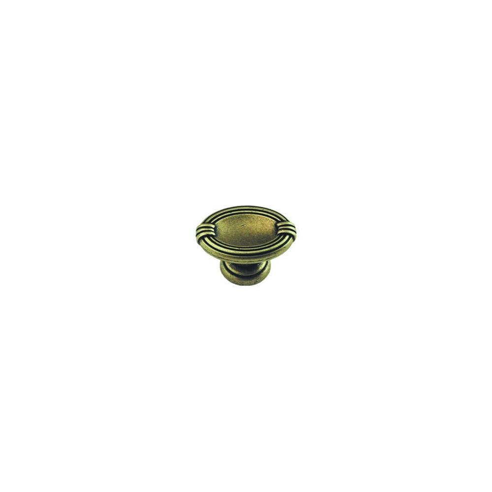 Nábytková úchytka kovová knopka 325