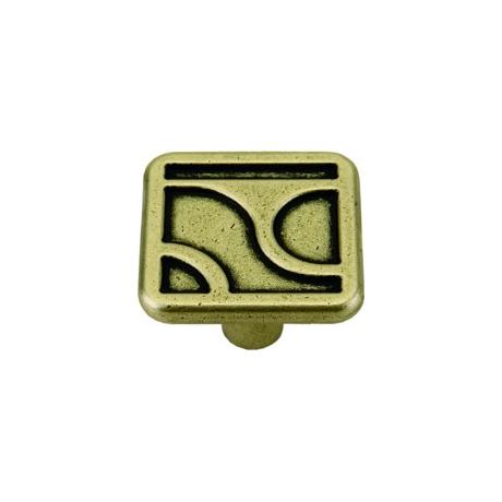 Nábytková úchytka kovová knopka 165