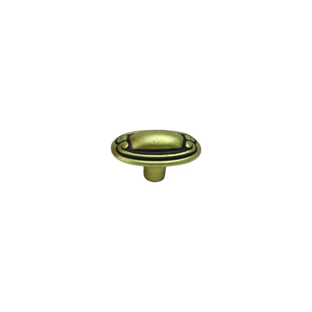 Nábytková úchytka kovová úchytka 125 starozlatá