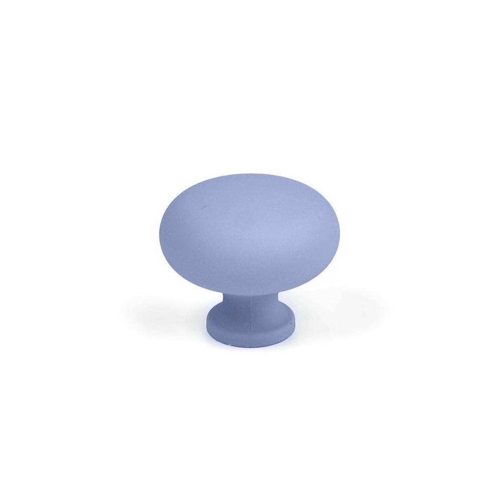 Nábytková úchytka kovová Soft Touch 16601 fialová