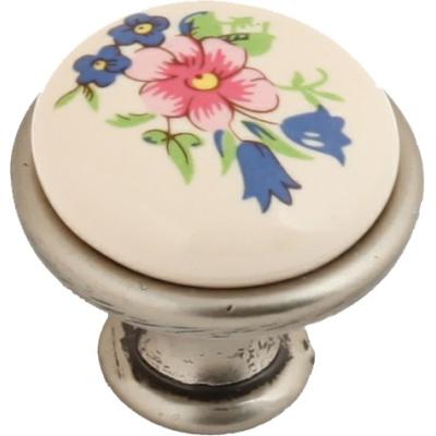 Nábytková knopka porcelánová 1901-1