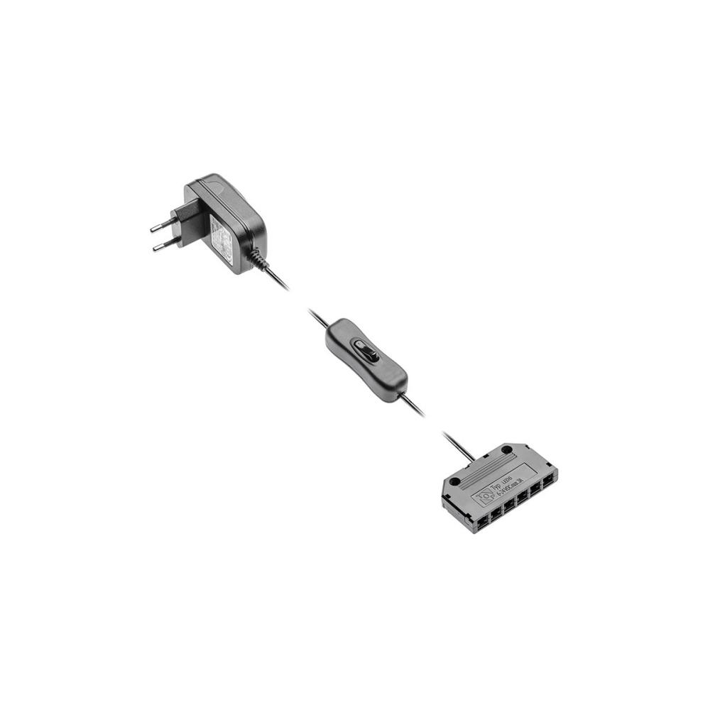 Transformator LED LD-ZWND6W-10