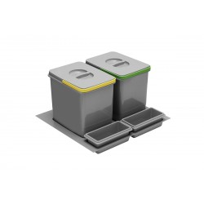 Odpadkový koš plastový - sorter