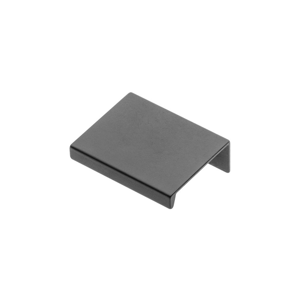 Hliníková úchytka HEXI32 - černá mat