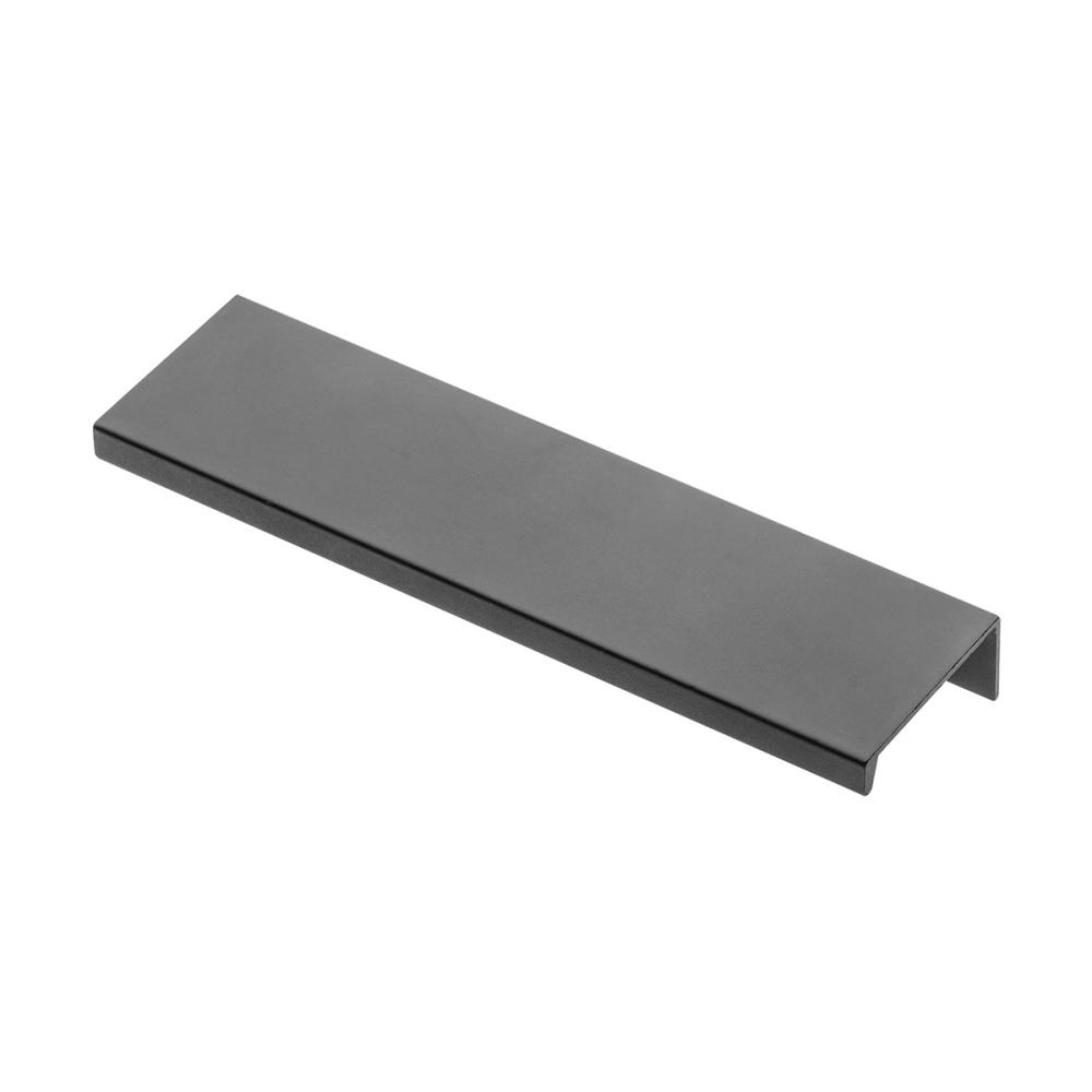 Hliníková úchytka HEXI96 - černá mat
