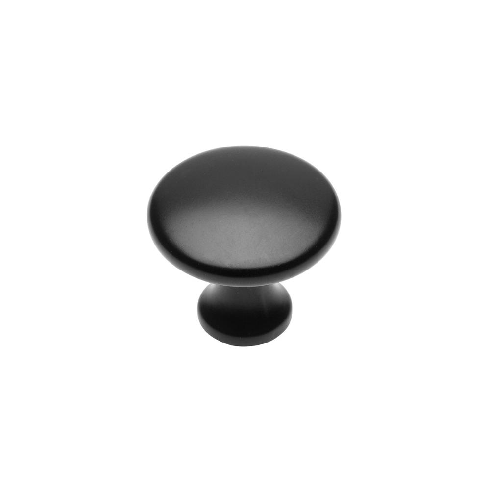 Kovová knopka UD101 černá