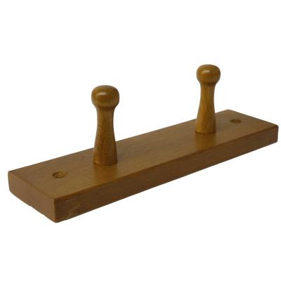 Nábytkový věšák dřevo W2 rustikál