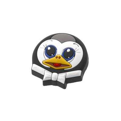 Dětská úchytka gumová tučňák