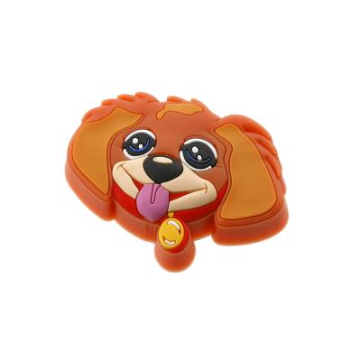 Dětská úchytka gumová pes
