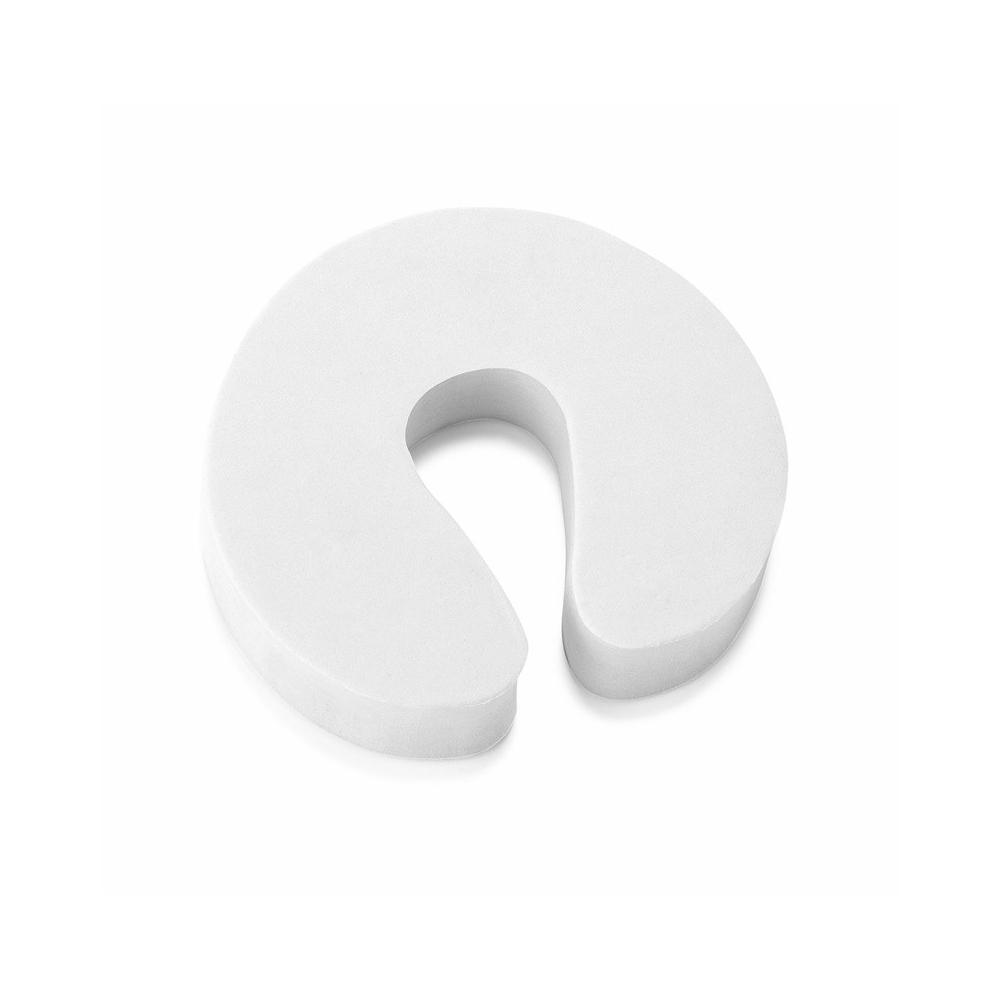 Dveřní zarážka pěnová bílá 5200