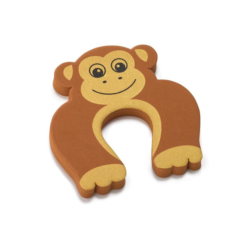 Dveřní zarážka pěnová 5211 opice