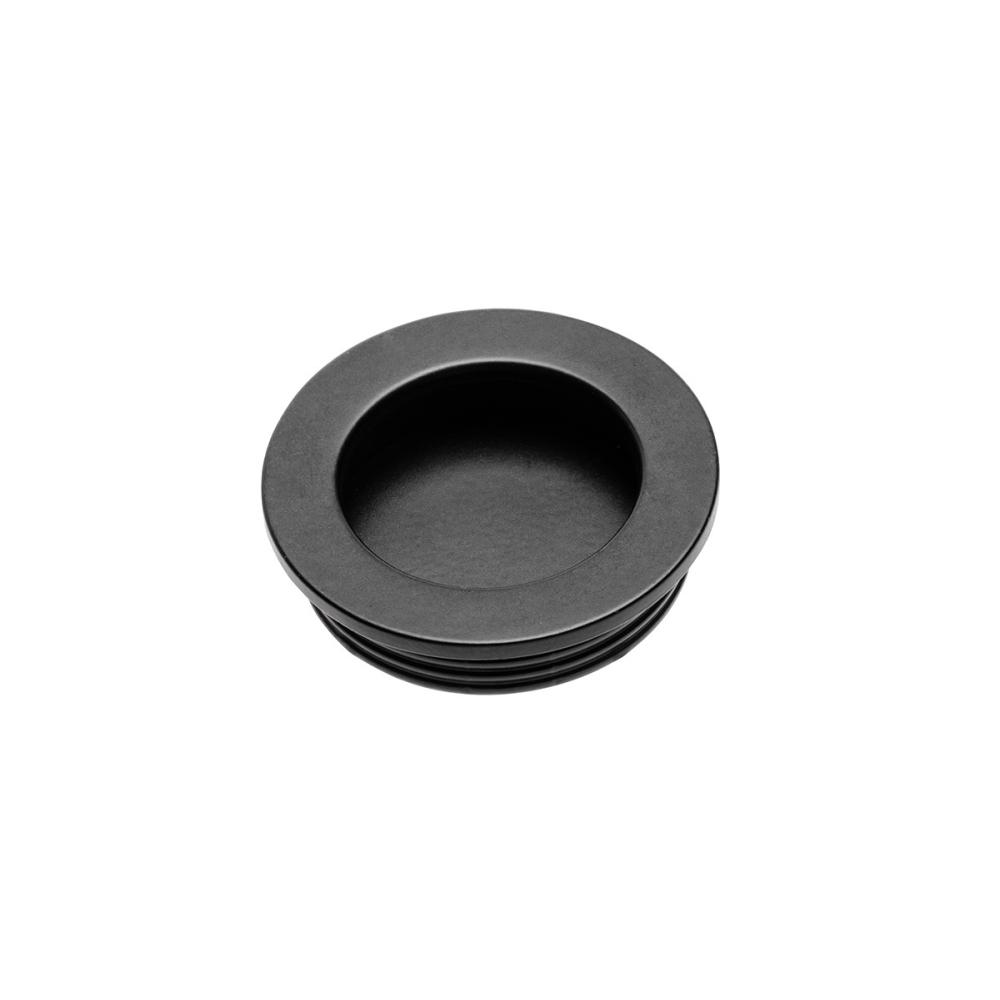 Nábytková úchytka zápustná 1101/40 černá